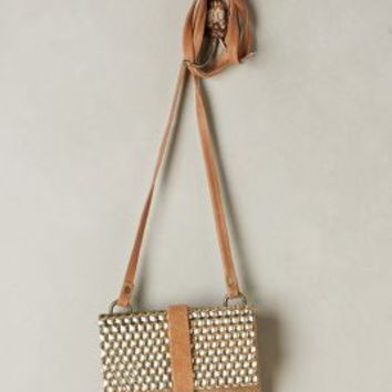 Daniella Lehavi Cleveland Mini Crossbody Bag in Nude Size: One Size Bags