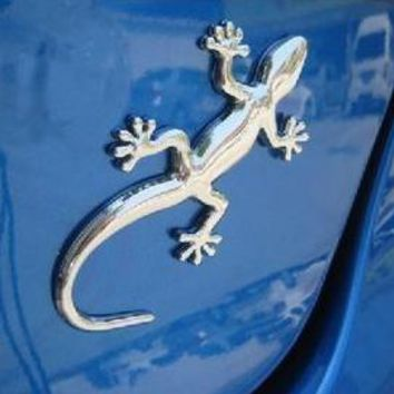 Automotive styling gecko car stickers car stickers 3D stereo car stickers car body styling no retail packaging
