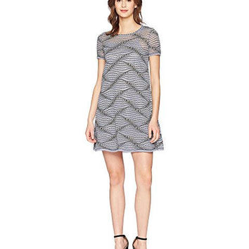 M Missoni Sea Wave Knit Dress