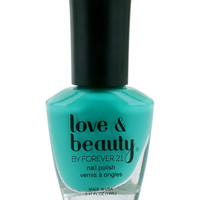 Jade Jewel Nail Polish