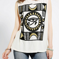 Urban Outfitters - Title Unknown Eye Muscle Tee