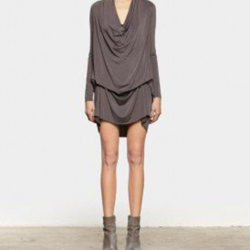Amei Long Sleeved Dress | Womens Dresses | AllSaints