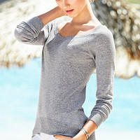 High-low Sweater - Essential Sweaters - Victoria's Secret