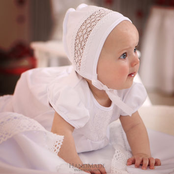 Handmade baby girl clothes