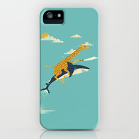 Onward! iPhone Case by Jay Fleck | Society6