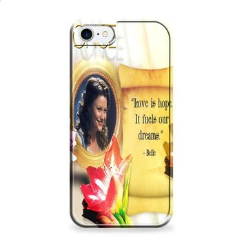 BELLE ONCE UPON A TIME iPhone 6 | iPhone 6S case