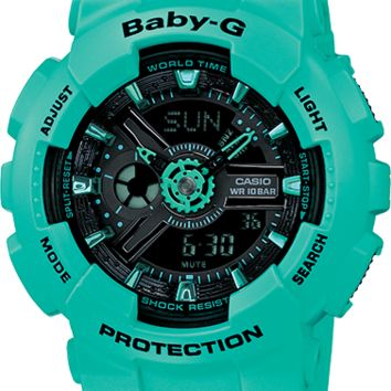 BA111-3A - Baby-G Blue - Womens Watches | Casio - Baby-G