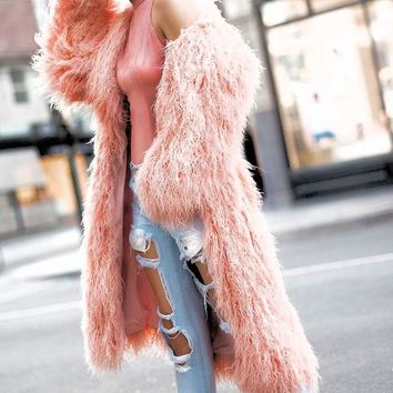 Everly Fur Coat