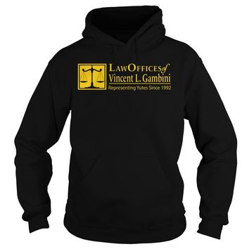Law offices of Vincent L.Gambini shirt Hoodie
