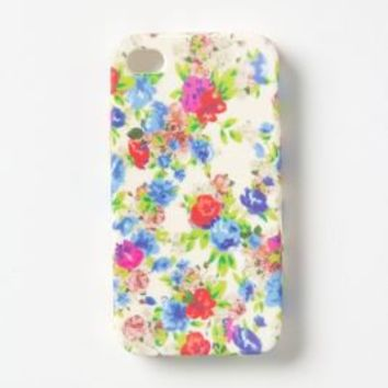 Floral iPhone 4 & 4S Case - Anthropologie.com