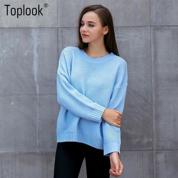 Toplook Knitted Womens Sweaters