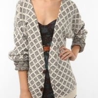 Urban Renewal Geo Cardigan