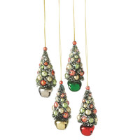 Hanging Tree on a Bell - Ornament