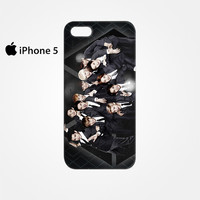 EXO Korean KPOP for Iphone 4/4S Iphone 5/5S/5C Iphone 6/6S/6S Plus/6 Plus 3D Phone case