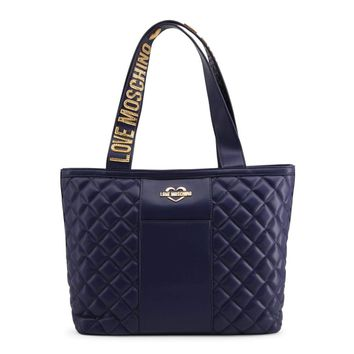 Love Moschino Jc4018Pp16Lc Women Blue Shoulder bags