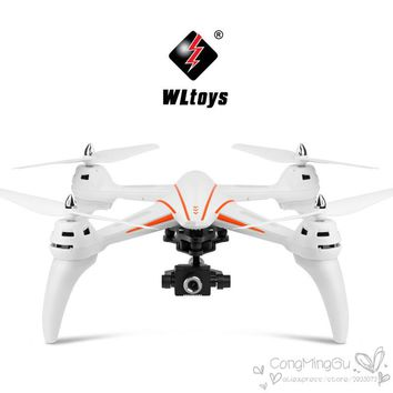Original WLtoys Q696-D Q696 5.8G FPV 1080P Camera 2-axis Gimbal Air Press Altitude Hold RC Quadcopter