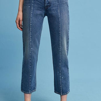 Levi's Altered Straight Ultra High-Rise Straight Jeans