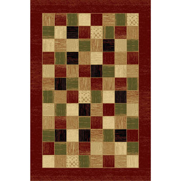 LA Rugs Sequoia Collection Area Rug