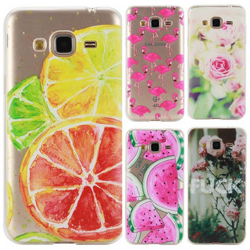 Soft TPU Case sFor Coque Samsung Galaxy J3 J310 J320 case For Fundas Samsung Galaxy J3 J310 J320 Protective Phone case