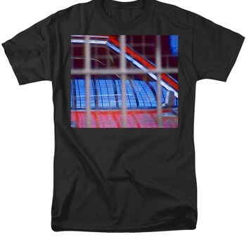 Red Ford Anglia T-Shirt