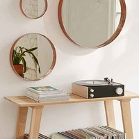 Averly Circle Mirror
