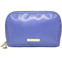 Dulce Candy x Tartan+Twine Periwinkle Perforated Makeup Clutch