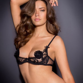 New In by Agent Provocateur - Denver 1/4 Cup Bra