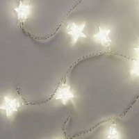 Free People Star Curtain Twinkle Lights
