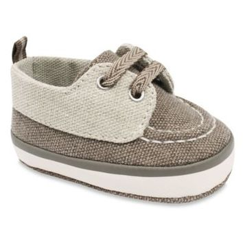 Wendy Bellissimo™ Jacques Soft Sole Deck Shoe in Taupe/Brown