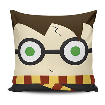 Harry Potter Wizard Pillow Cover Set