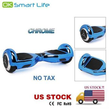 CREYONV two wheel 7 inch mini smart self balance scooter 2015 new arrival hoverboard 2 roues scooter ready to ship