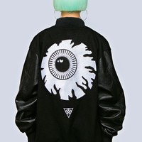Keep Watch Varsity Jacket - Store