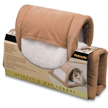 Aspen Attract-o-mat Tunnel Sleeve Cat Bed