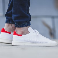 "Stan Smith OG Primeknit ""Chalk White"""