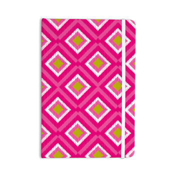 "Nicole Ketchum ""Moroccan Hot Pink Tile"" Everything Notebook"