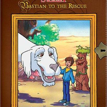 THE NEVERENDING STORY: BASTIAN T