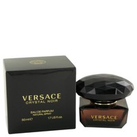 Crystal Noir By Versace Eau De Parfum Spray 1.7 Oz