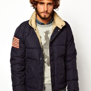 Denim & Supply Ralph Lauren Jacket with Down Fill