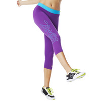 CRAVEWORTHY CAPRI LEGGINGS