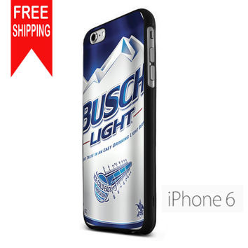 New Busch Light Beer NN iPhone 6 Case