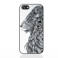 Lion case,IPhone 5s case,IPhone 5 case,IPhone 4 Case,IPhone 4s case,soft Silicon iPhone case,Personalized case