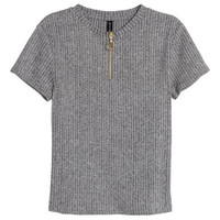 H&M Ribbed Top $17.99
