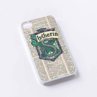 Harry Potter Houses Crests iPhone 4/4S, 5/5S, 5C,6,6plus,and Samsung s3,s4,s5,s6
