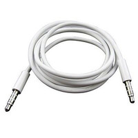 3.5mm Aux Stereo Audio Headphone Cable Cord Male to Male CAR Aux Phone Bundle