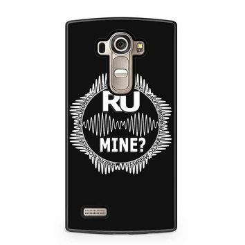 Artic Monkey Are You Mine LG G4 Case LG G3 Case