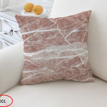 New marble pillow