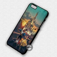 Belle Painting Disney Art - iPhone 7 6 Plus 5c 5s SE Cases & Covers