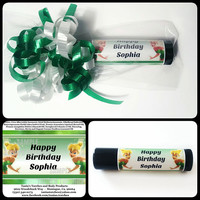Pixie Party Favors Kids Birthday 15 Personalized Fairytale Lip Balms