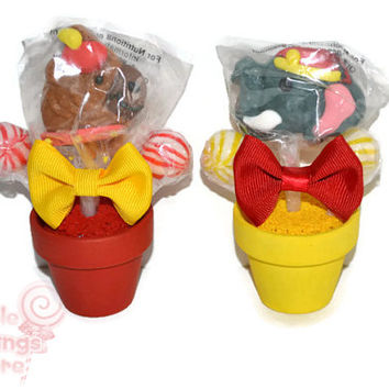 Mini Circus Themed Lollipop Favors, Circus Favors, Carnival, Circus, Theme, Wedding, Birthday, Candy Favor, Carnival Favor, Carnival Wedding