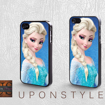 Disney frozen, Phone Cases, iPhone 5 Case, iPhone 5s Case, iPhone 4 Case, iPhone 4s case, Case for iphone, Case No-1019